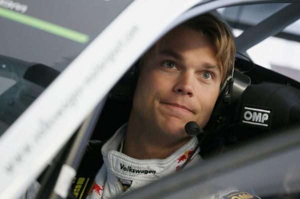 WRC 2014 Portrait MIKKELSEN