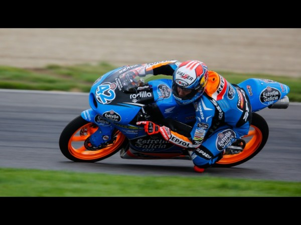 ALEX RINS EN POLE, BELLE BASTON EN PERSPECTIVE EN MOTO3