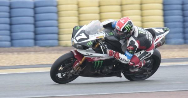 24 H du Mans moto 2014 MONSTER ENERGIE N°7