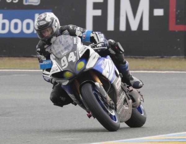 24 H du Mans moto 2014 YAMAHA N°94