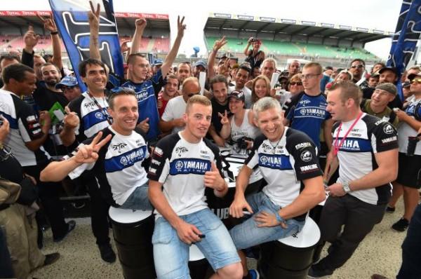 24-HEURES-DU-MANS-2014-CHAMPIONS-DU-MONDE-LE-YAMAHA-GMT-94-de-Christophe-GUYOT