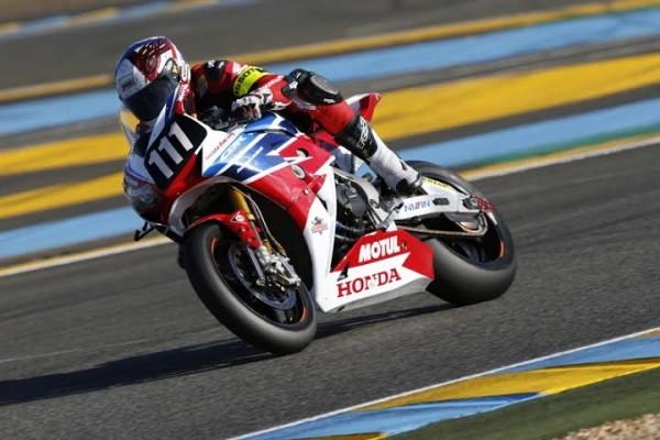 24-HEURES-DU-MANS-MOTO-2014-La-HONDA-Racing-lors-des-essais-qualificatifs-jeudi-18-septembre