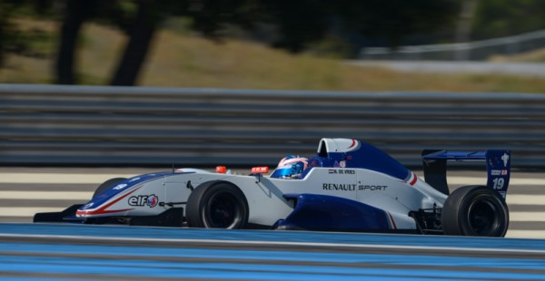 EUROCUP-FORMULE-RENAULT-2014-PAUL-RICARD-NYCK-de-VRIES-Photo-Antoine-CAMBLOR