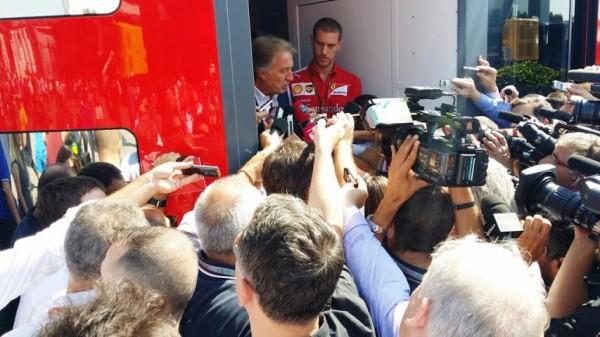 F1-2014-MONZA-Samedi-6-septembre-Conférence-Luca-CORDERO-di-MONTEZEMOLO-Photo-Patrick-RENZI