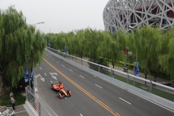 FORMULE-E-2014-PEKIN-HO-PIN-TUNG-CHINA-Team.