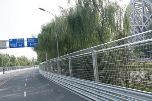 FORMULE-E-2014-Vue-de-la-piste de Pékin