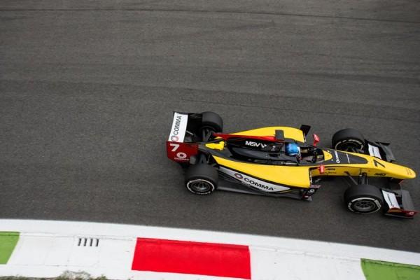GP2 2014   MONZA  JOLYON PALMER   du Team DAMS