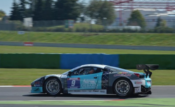 GT-TOUR-2014-MAGNY-COURS-FERRARI-F458-Team-DUQUEINE-de-POLICE-AYARI-Photo-Antoine-CAMBLOR