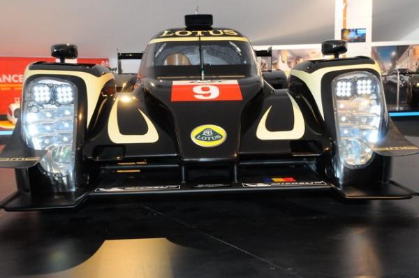 Le Mans 2014 - Présentation Lotus - PhotoPatrick Martinoli