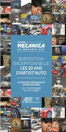 MECANICA EXPO 2014 Affiche