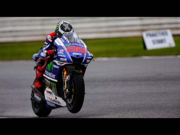 MOTO GP 2014 MOTORLAND-Jorge LORENZO