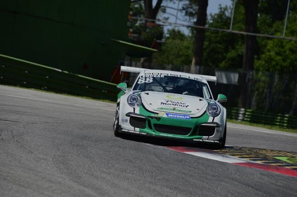 PORSCHE-CARRERA-CUP-2014-IMOLA-COME-LEDOGAR-Photo-Max-MALKA