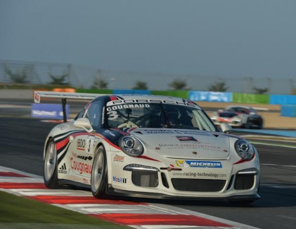 PORSCHE-CARRERA-CUP-2014-MAGNY-COURS-COUGNAUD-Photo-Antoine-CAMBLOR