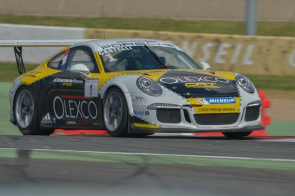 PORSCHE-CARRERA-CUP-2014-MAGNY-COURS-Gael-CASTELLI-Photo-Antoine-CAMBLOR
