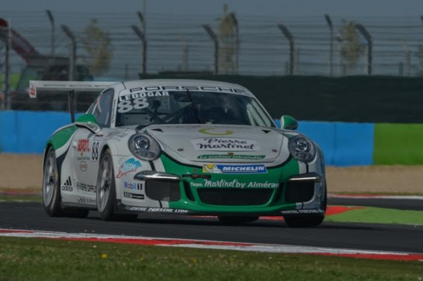 PORSCHE-CARRERA-CUP-2014-MAGNY-COURS-LEDOGAR-Photo-Antoine-CAMBLOR