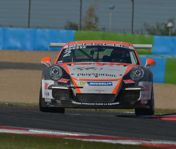 PORSCHE-CARRERA-CUP-2014-MAGNY-COURS-Maxime-JOUSSE-Seb-Loeb-Racing-Photo-Antoine-CAMBLOR.