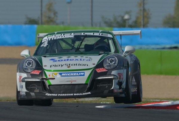 PORSCHE-CARRERA-CUP-2014-MAGNY-COURS-Sacha-BOTTEMANNE-Photo-Antoine-CAMBLOR