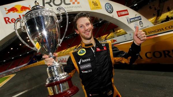 ROC-2012-Race-Of-Champions-ROMAIN-GROSJEAN-victorieux