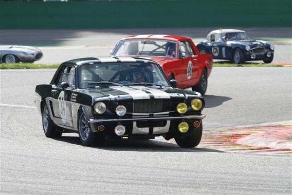 SPA-SIX-HOURS-2014-la-Ford-Mustang-MK1-de-Dumolin-Meyers-van-Riet-12èmes-et-vainqueurs-en-classe-CT10©-Manfred-GIET.