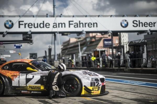 TROPHEE-BLANCPAIN-2014-NURBURGRING-Hassid-–-Catsburg-BMW-Z4-GT3-N°12-TDS-RACING