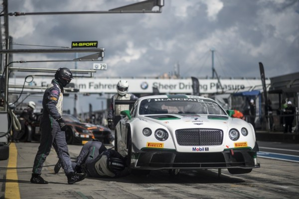 TROPHEE-BLANCPAIN-2014-NURBURGRING-Kane-–-Smith-–-Meyrick-Bentley-Continental-GT3-N°-7-M-SPORT-BENTLEY