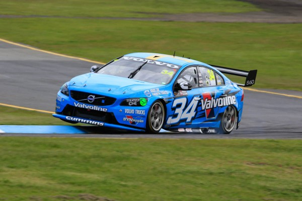 V8-SUPERCAR-2014-SANDOWN-500-Rpbert-DAHLGREEN-et-Greg-RITTER.