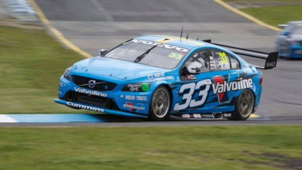 V8-SUPERCAR-2014-SANDOWN-la-VOLVO-de-PREMAT-et-Scott-McLAUGHLIN