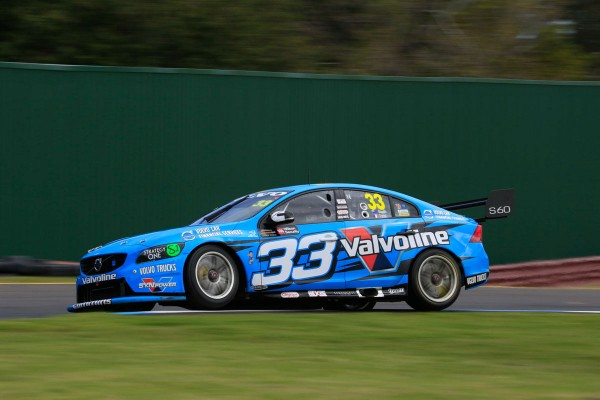 V8 SUPERCAR 2014 VOLVO Num 33 de Scott McLAUGHLIN et Alex PREMAT