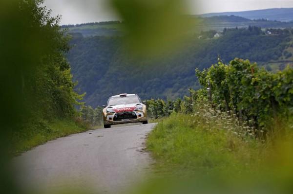WRC-2014-ALLEMAGNE-La-DS3-Citroen-de-Mads-ÖSTBERG