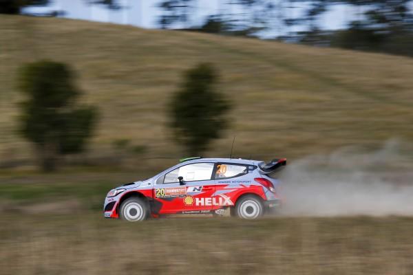 WRC 2014 - AUSTRALIE Hayden PADDON