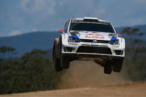 WRC 2014 AUSTRALIE -Jari Matti LATVALA.