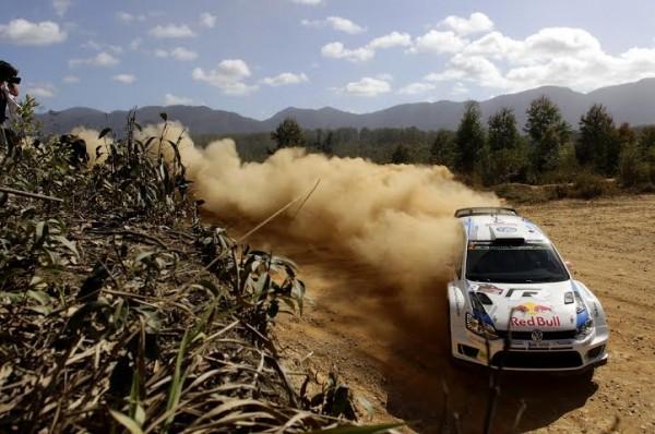 WRC 2014  AUSTRALIE   VW -LATVALA ANTILLA
