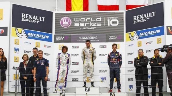 WSR-2014-HUNGARORING-Le-podium-de-la-seconde-course-avec-Norman-NATO-1er-et-Pierre-GASLY-3éme-le-14-septembre