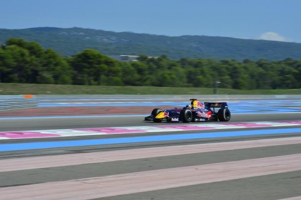 WSR-2014-PAUL-RICARD-COURSE-1-Carlos-SAINZ-Junior Team DAMS -Photo-Max-MALKA.