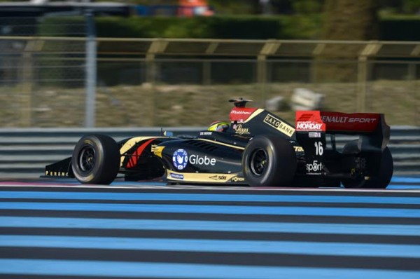 WSR-2014-PAUL-RICARD-Mathieu-VAXIVIERE-Team-LOTUS-CHAROUZ-Photo-Antoine-CAMBLOR