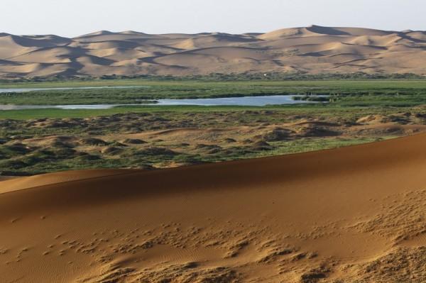 LE DESERT DE BADAN JILIN