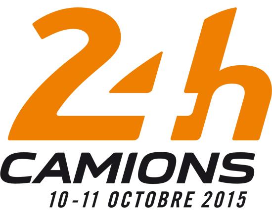 24 HEURES DU MANS CAMION 2015 - Le LOGO
