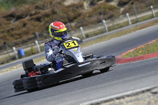 24 HEURES KARTING ALPINE SIGNATECH - Nelson PANCIATICI -Photo Eric REGOUBY