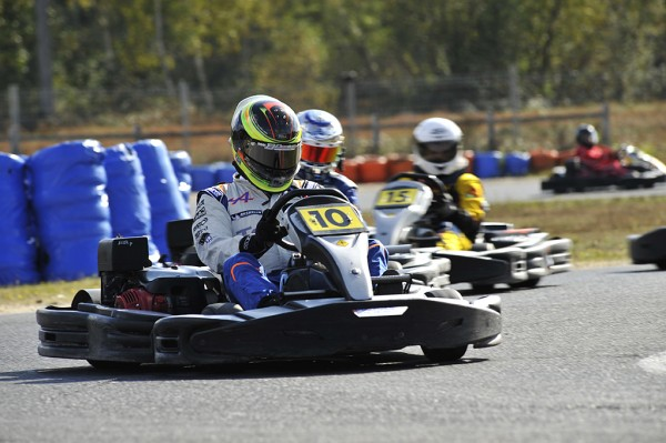 24 HEURES KARTING ALPINE SIGNATECH - Pierre RAGUES -Photo Eric REGOUBY.