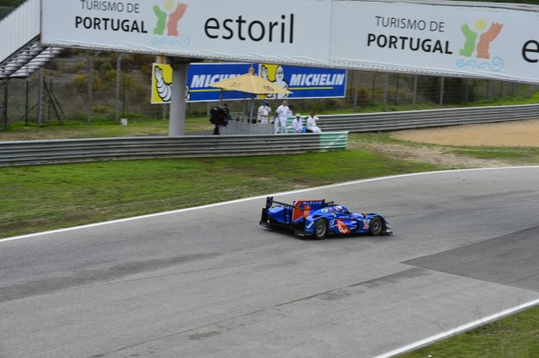 ELMS 2014 JEREZ - ALPINE A450 B du Team SIGNATECH - Photo Max MALKA.
