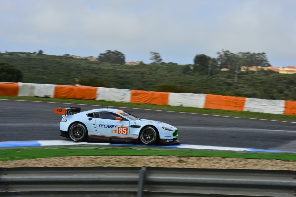 ELMS 2014 JEREZ - ASTON MARTIN Team GULF Racing - Photo Max MALKA