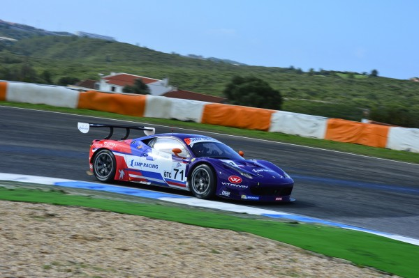 ELMS-2014-JEREZ-FERRARI-F458-N°-71-Team-SMP-Photo-Max-MALKA.