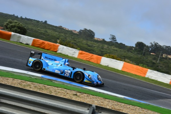 ELMS 2014 JEREZ - La MORGAN -NISSAN du Team PEGASUS - Photo Max MALKA.