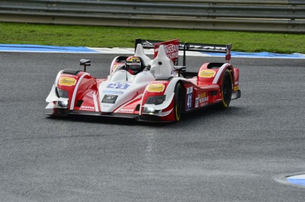 ELMS 2014 JEREZ - La ZYTEK du Team GREAVES - Photo Max MALKA.