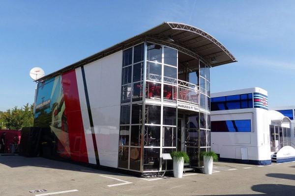 F1-2014-BARCELONE-Structure-MARUSSIA