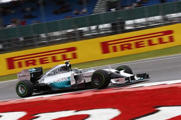 F1 2014- Nico ROSBERG Nouvelle pole