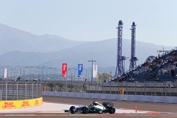 F1-2014-SOTCHI-La-MERCEDES-de-Nico-ROSBERG.