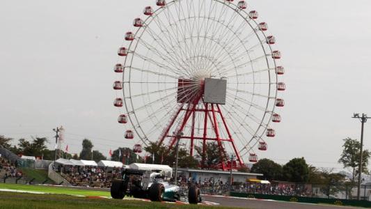 F1 2014 -SUZUKA -LEWIS HAMILTON