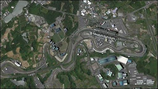 F1 Circuit de Suzuka