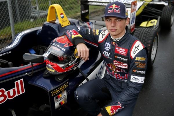 F3 2014 NURBURGRING - Max VERSTAPPEN